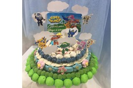 Tarta super wings