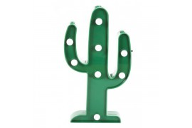 "LUCES LED CON DISEÑO ""CACTUS"""